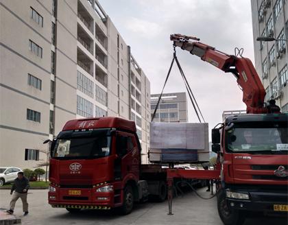 设备吊装运输